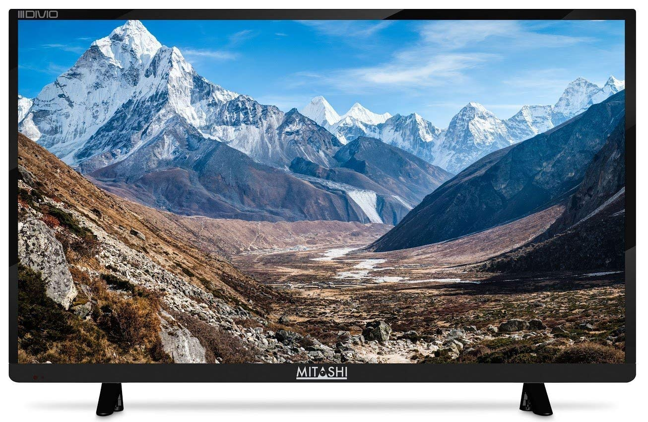 Mitashi 54.61 cm (21.5 inches) MiDE022v25 Full HD LED TV Image