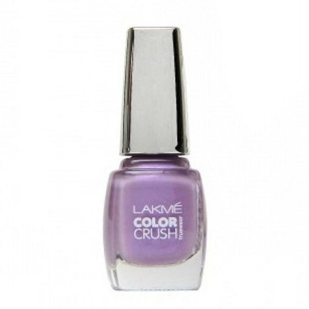 Lakme True Wear Color Crush Nail Color Image