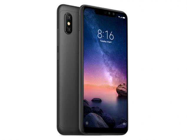 Xiaomi Redmi Note 6 Pro Image