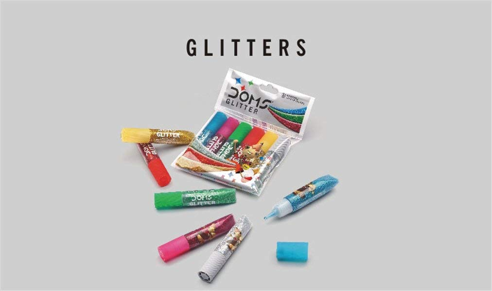 Doms Glue Glitter Image