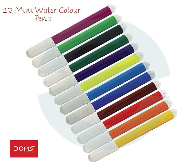 Doms Sketch Mini Colour Pens Image