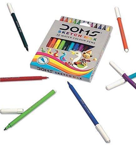 Doms Sketch Max Colour Pens Image