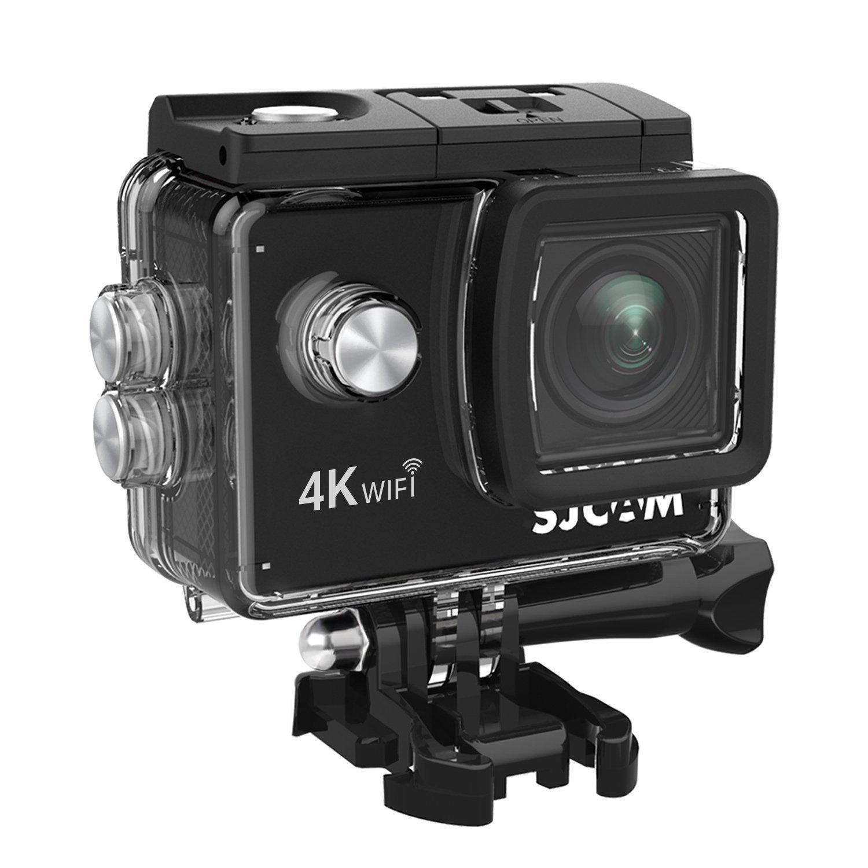 SJCAM SJ4000 Air 4K Full HD WiFi 30M Waterproof Sports Action Camera Image