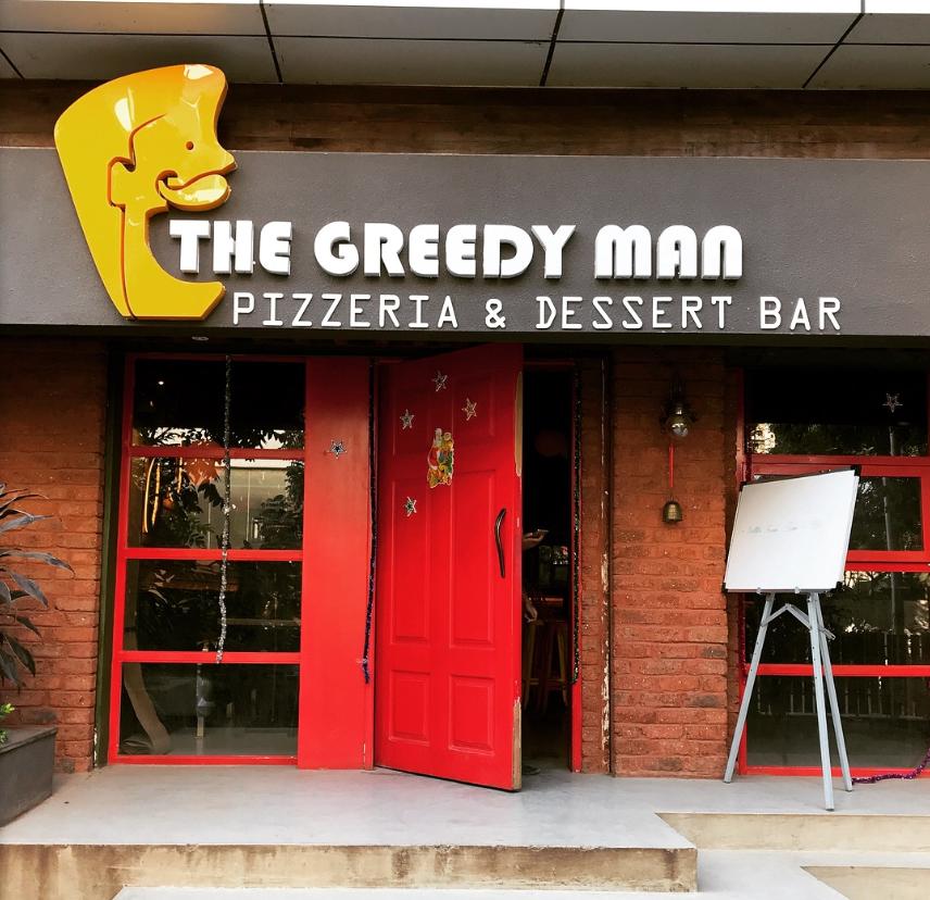 The Greedy Man Pizzeria - Baner - Pune Image
