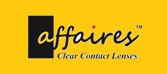 Affaires Contact Lens Image