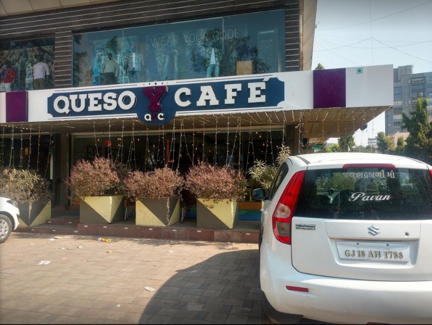 Queso Y Cafe - Navrangpura - Ahmedabad Image