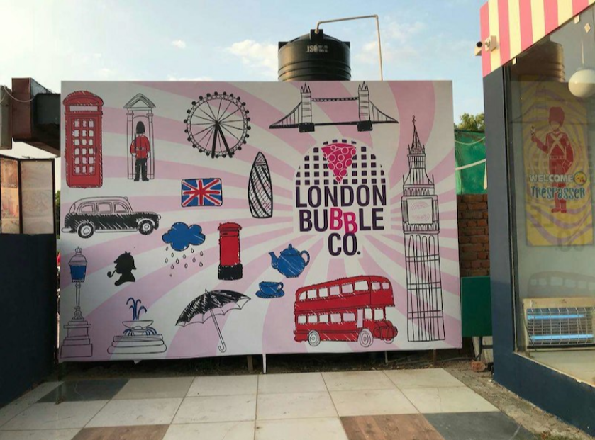 London Bubble Co - Bodakdev - Ahmedabad Image