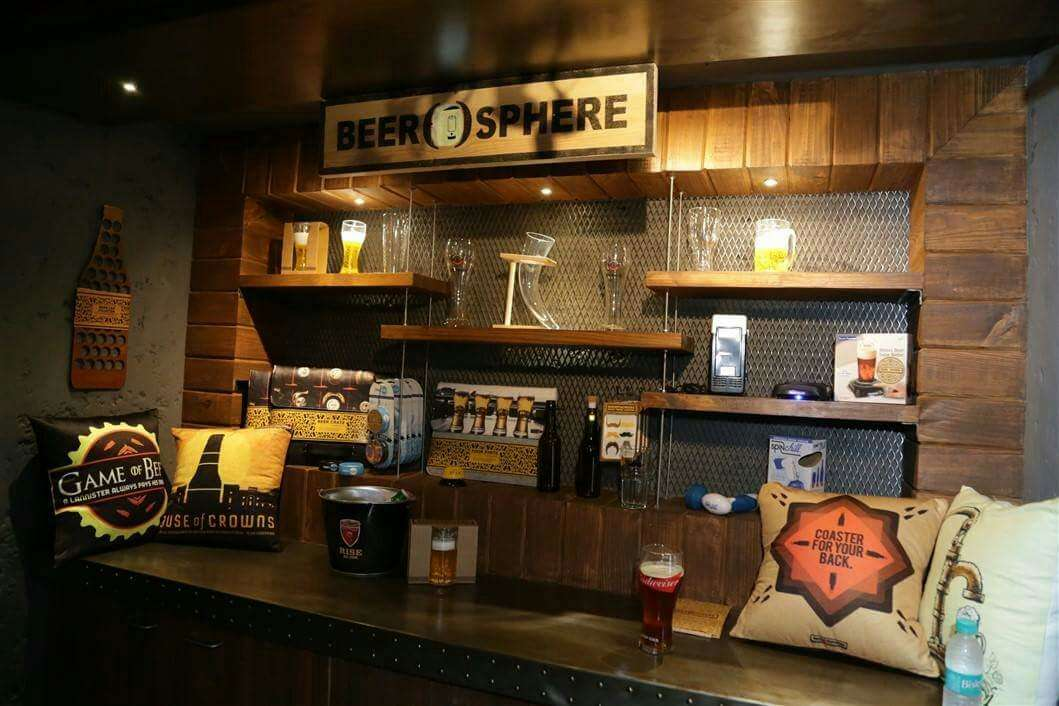 The Beer Cafe - Janpath - New Delhi Image