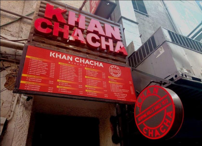Khan Chacha - Khan Market - New Delhi Image