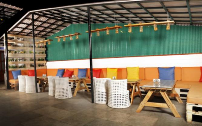 Summer House Cafe - Hauz Khas - New Delhi Image