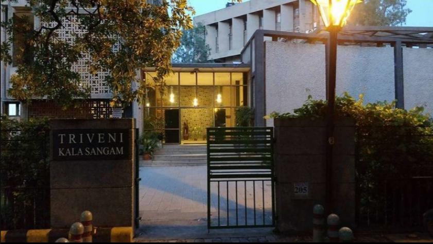 Triveni Terrace Cafe - Mandi House - New Delhi Image