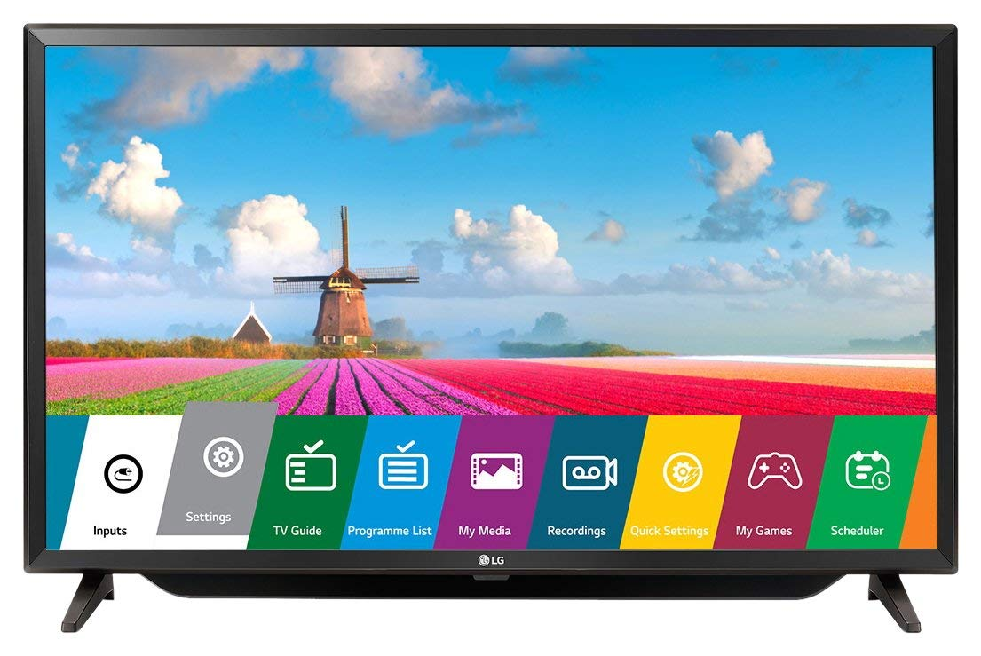 LG 80 cm (32 Inches) 32LJ548D HD Ready LED Smart TV Image