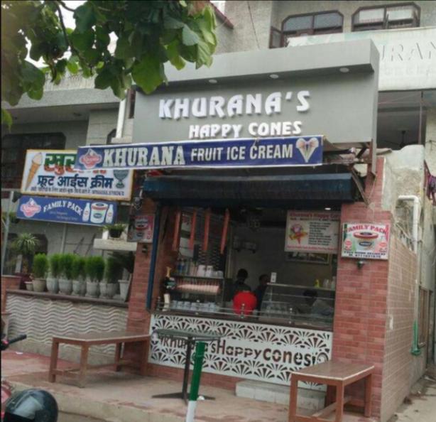 Khurana Fruit Icecream - Sector 19 - Faridabad Image