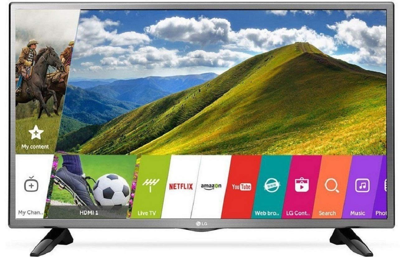 LG 80 cm (32 Inches) HD Ready OLED 32LJ573D Smart TV Image