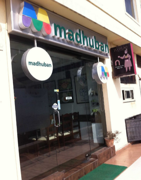 Madhuban - Sattvic South Indian Restaurant - DLF Phase 4 - Gurgaon Image