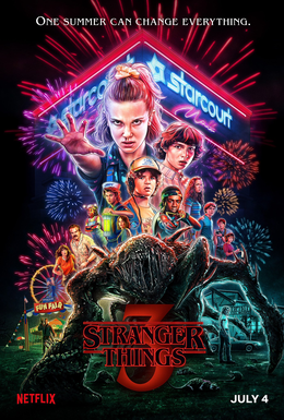 Stranger Things - Season 3 Image