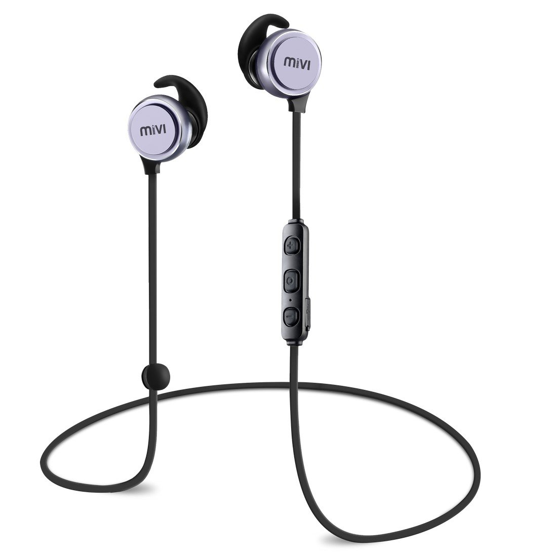 Mivi Thunder Beats Wireless Bluetooth Earphones Image
