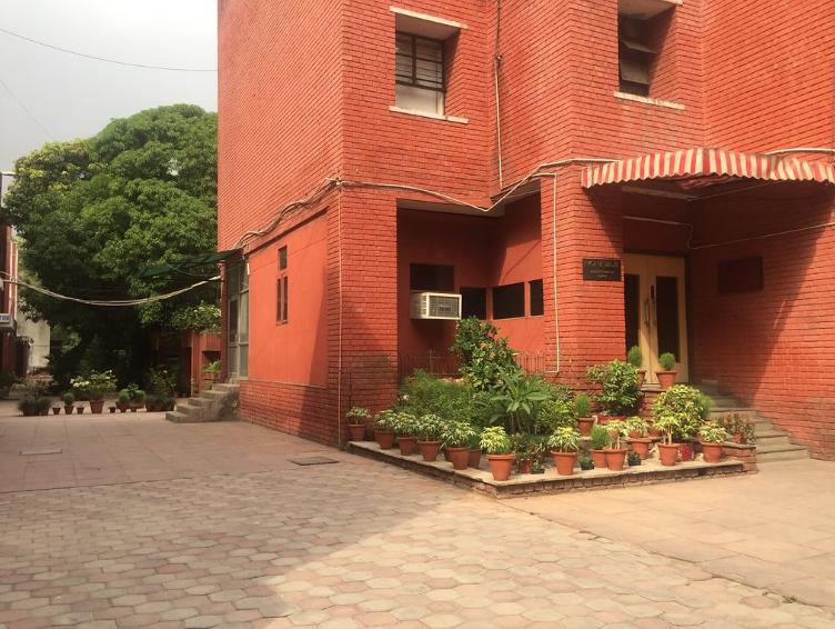 YWCA Blue Triangle Family Hostel - New Delhi Image
