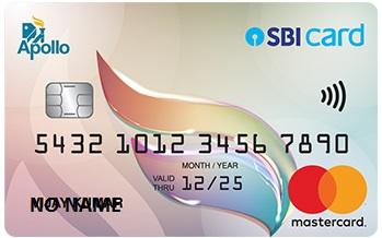 Apollo SBI Credit Card Image