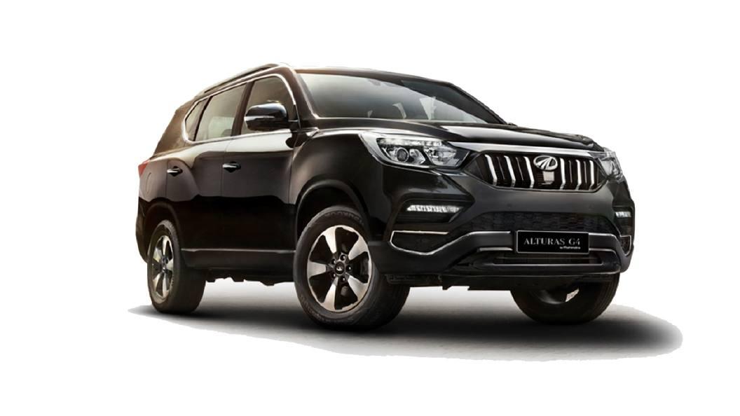 Mahindra Alturas G4 4WD AT Image