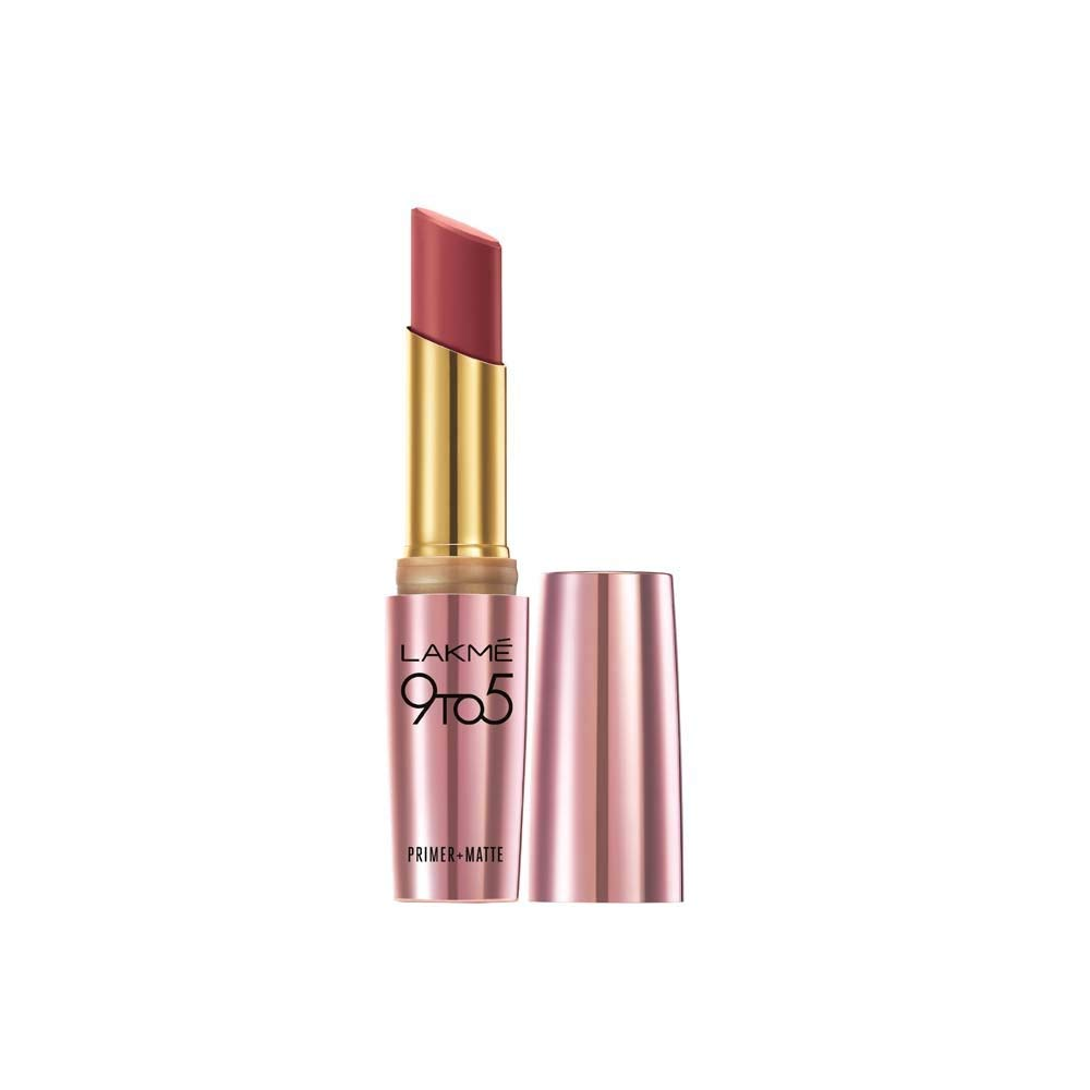 Lakme 9 to 5 Primer + Matte Lip Color Image