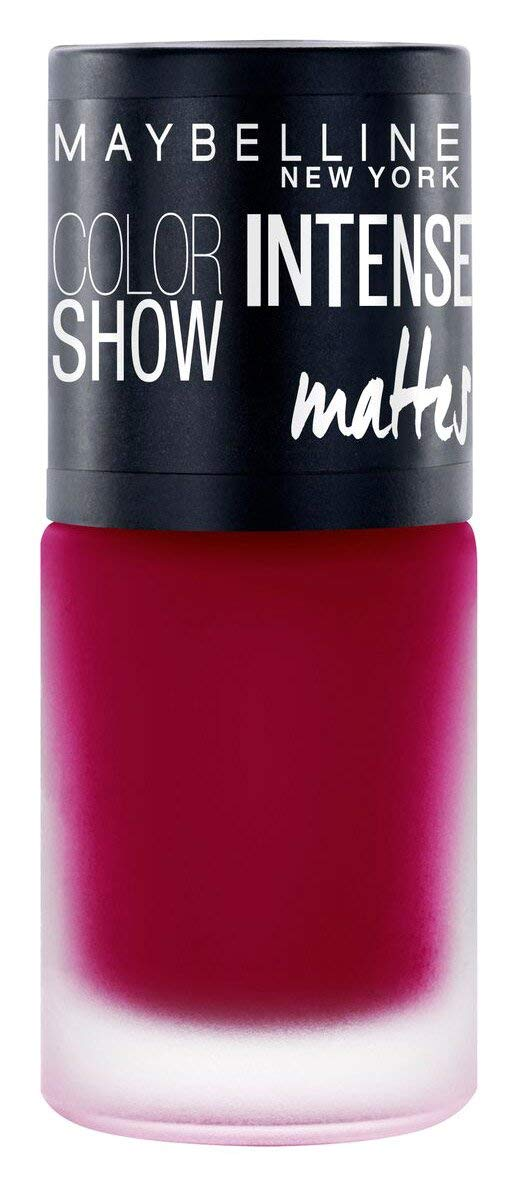 Maybelline New York Color Show Intense Nail Paint Mystic Mauve Image