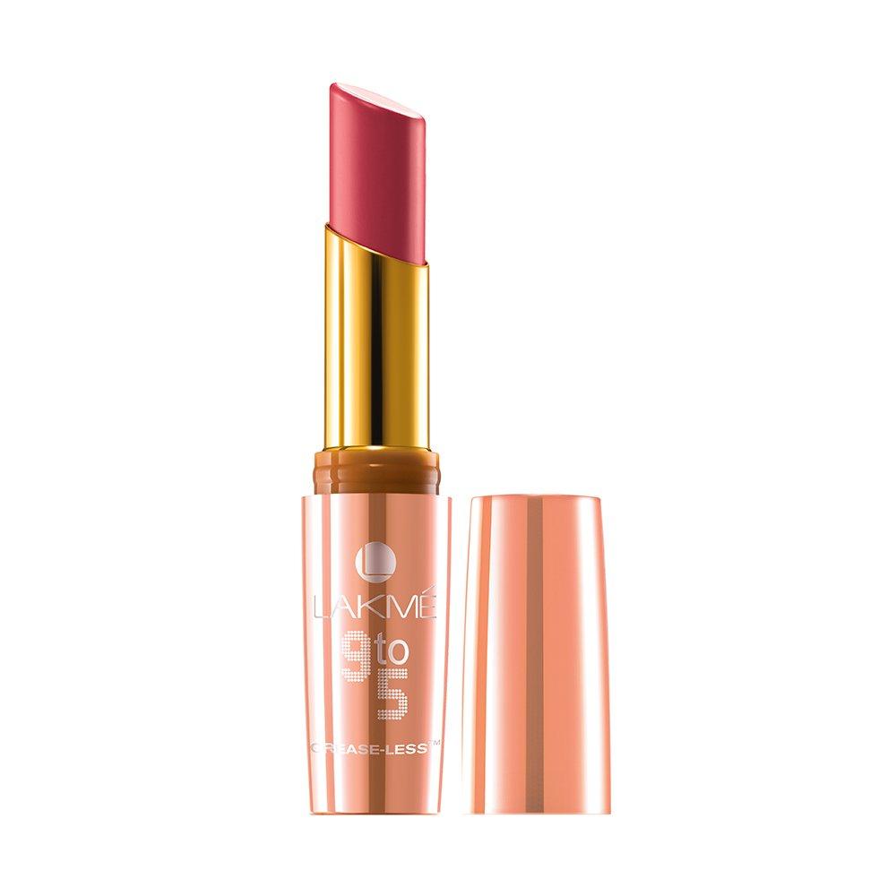 Lakme 9 To 5 Creaseless Lipstick Image
