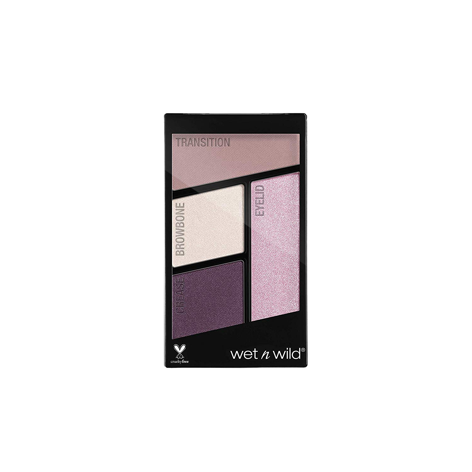 Wet n Wild Color Icon Eyeshadow Quads Image