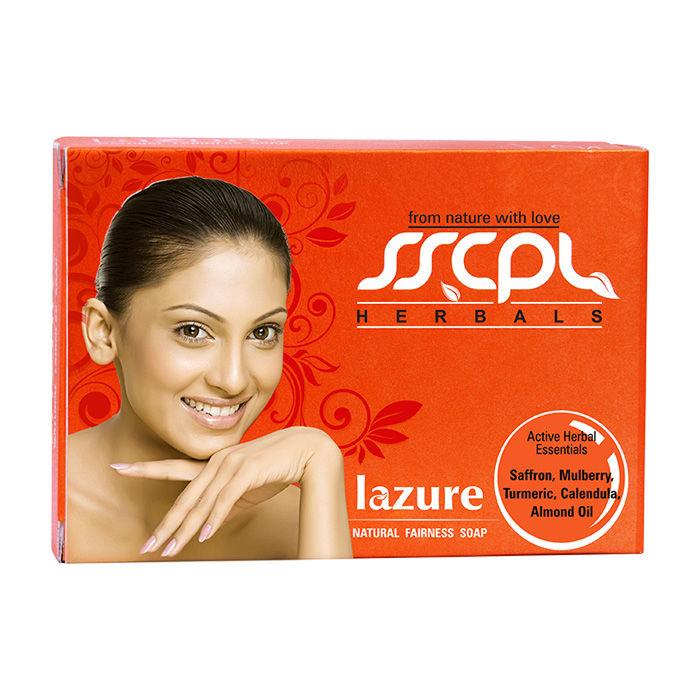 SSCPL Herbals Lazure Fairness Soap Image