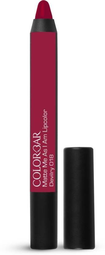 Colorbar Matte me as I am Lipcolor Lipstick Image