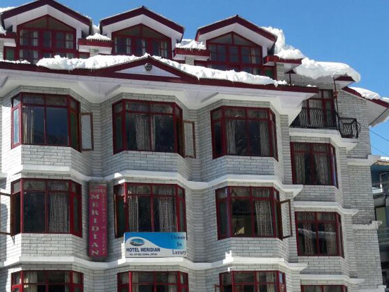 Hotel Meridian - Manali Image