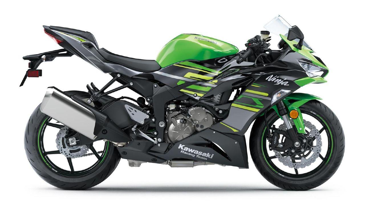 Kawasaki Ninja ZX-6R (2019) Image