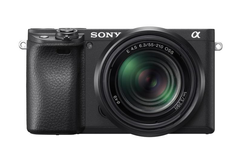 Sony Alpha A6400 Image