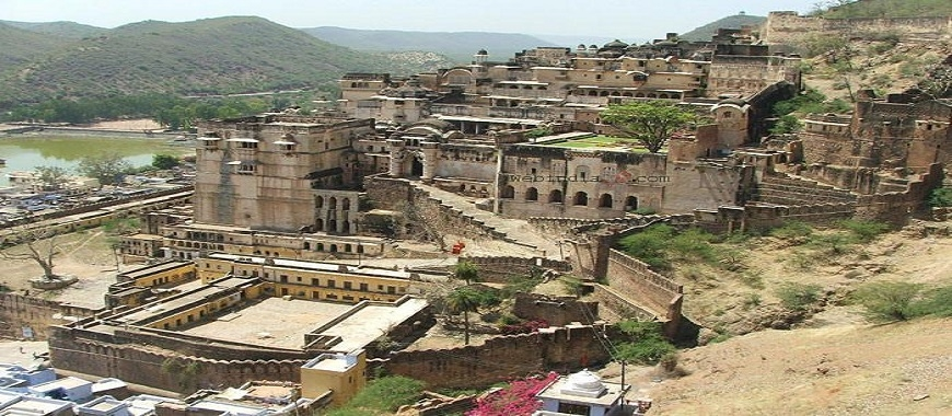 Taragarh Fort - Ajmer Image