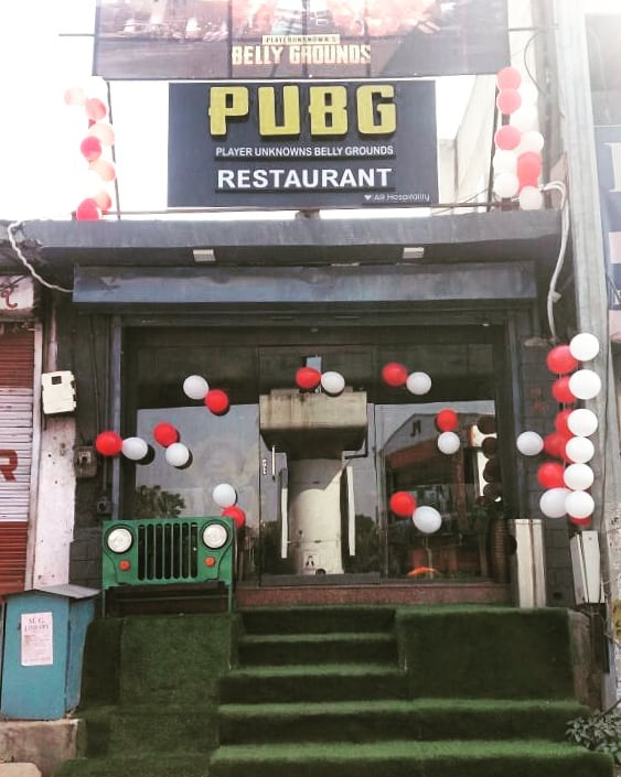 PUBG - Player Unknown's Belly Grounds - Shyam Nagar - Jaipur Image