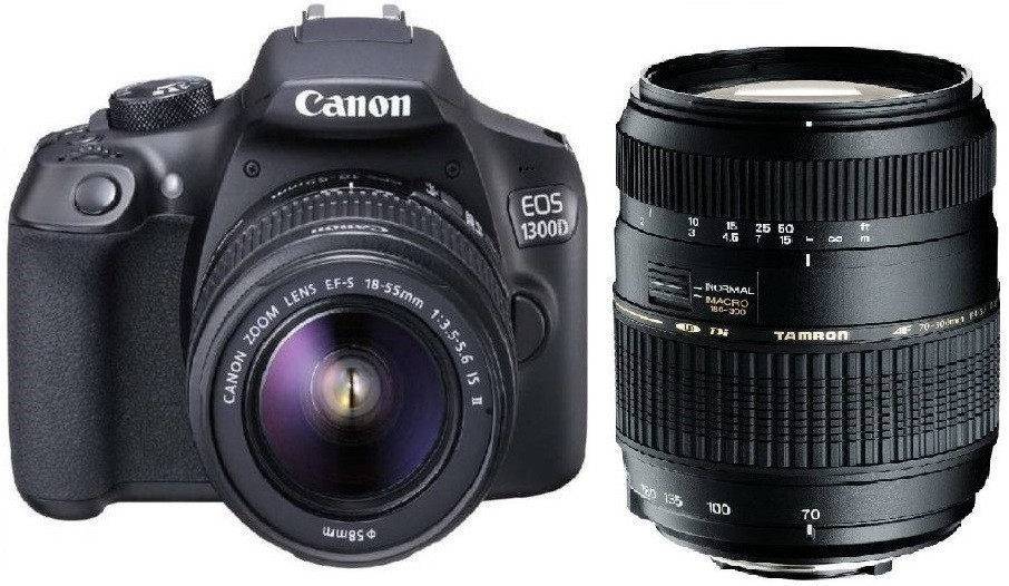 Canon 1300D DSLR Camera Image