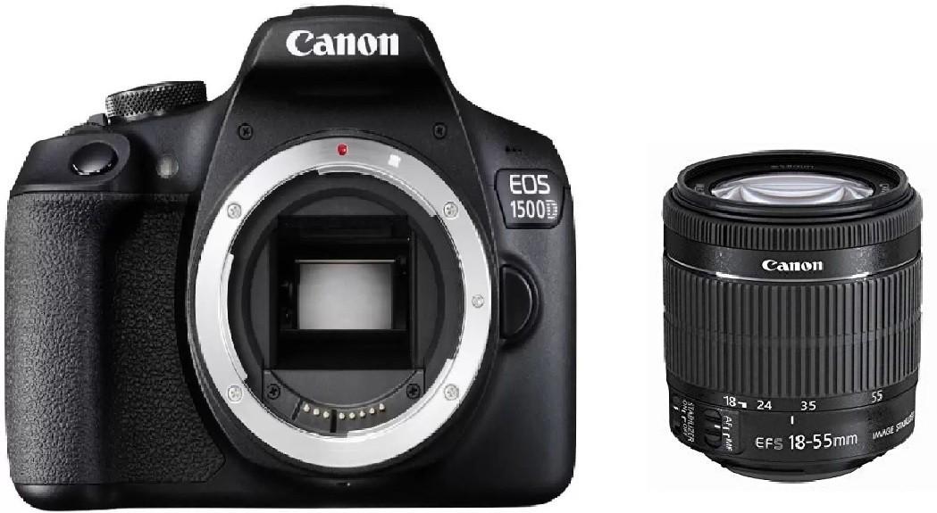 Canon EOS 1500D DSLR Camera Image