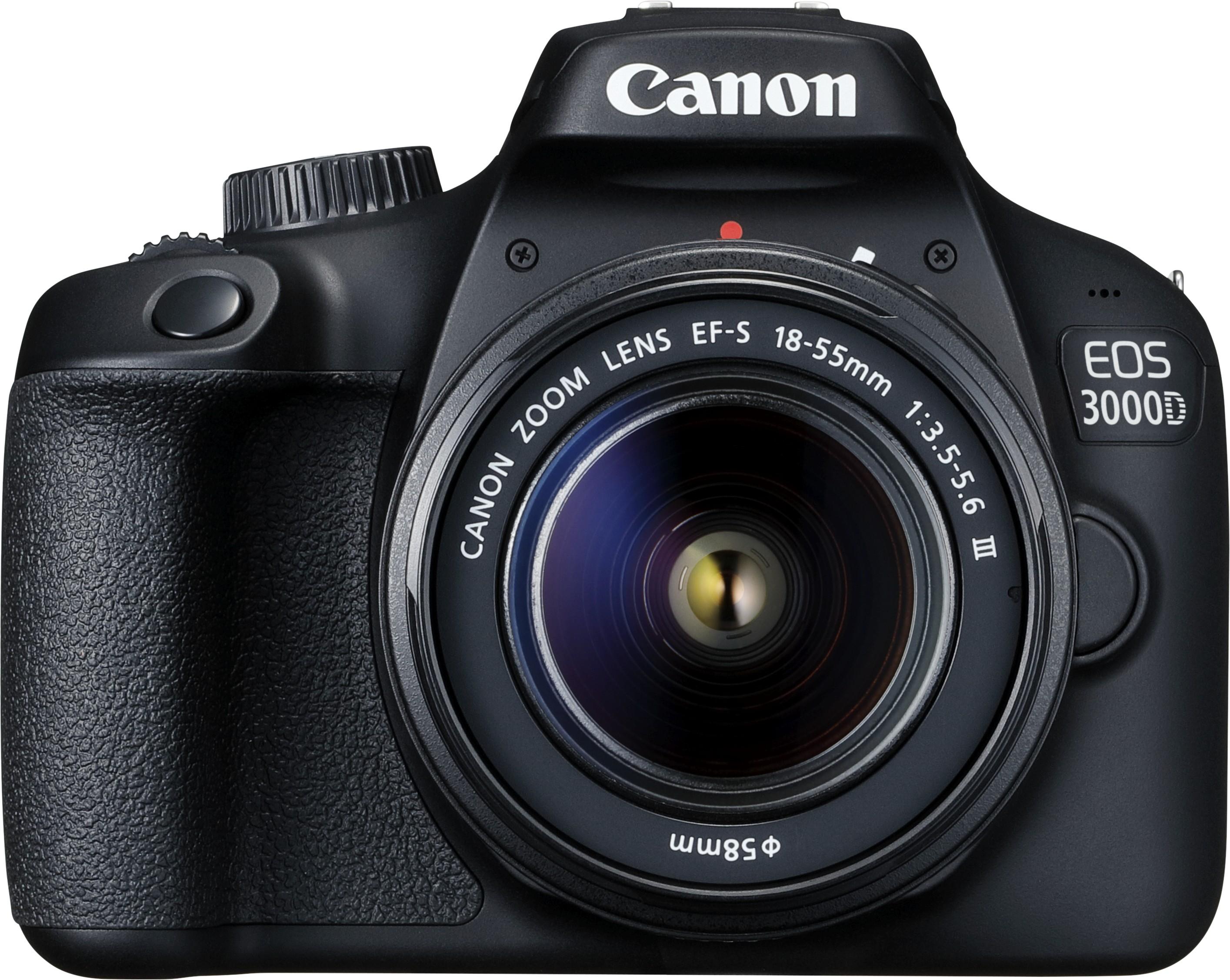 Canon EOS 3000D DSLR Camera Image