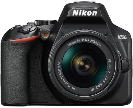 Nikon D3500 DSLR Camera Image