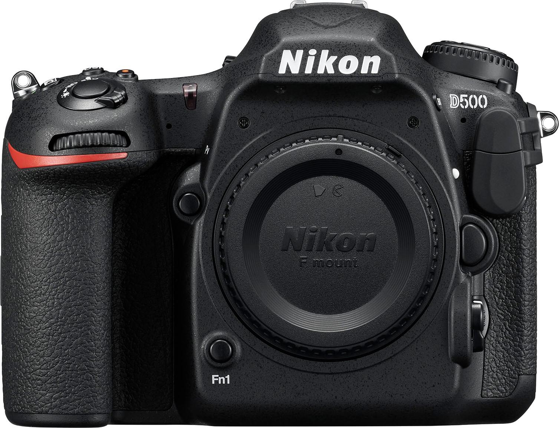 Nikon D500 DSLR Camera Image