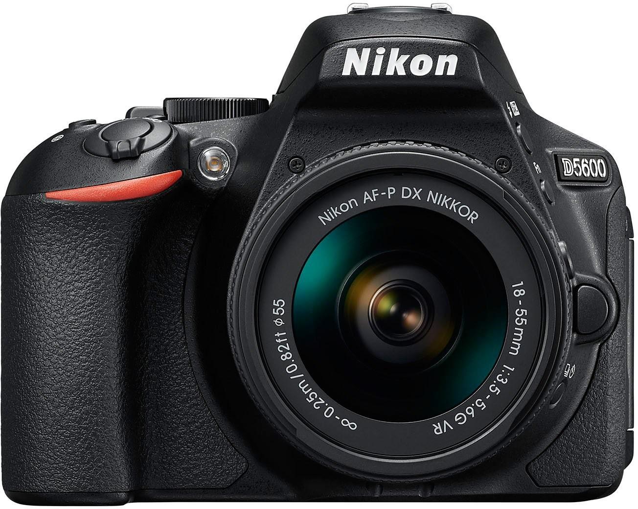 Nikon D5600 DSLR Camera Image