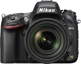 Nikon D610 DSLR Camera Image