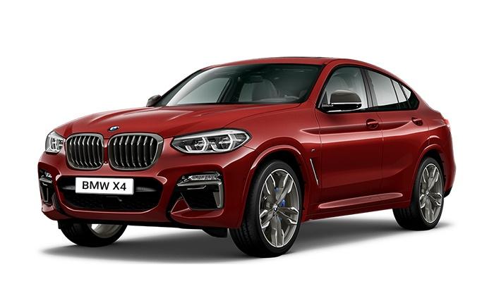 BMW X4 xDrive20d M Sport X Image