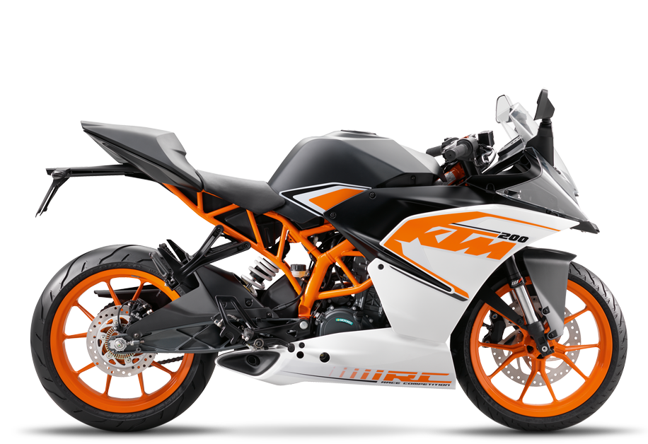 KTM RC 200 ABS Image