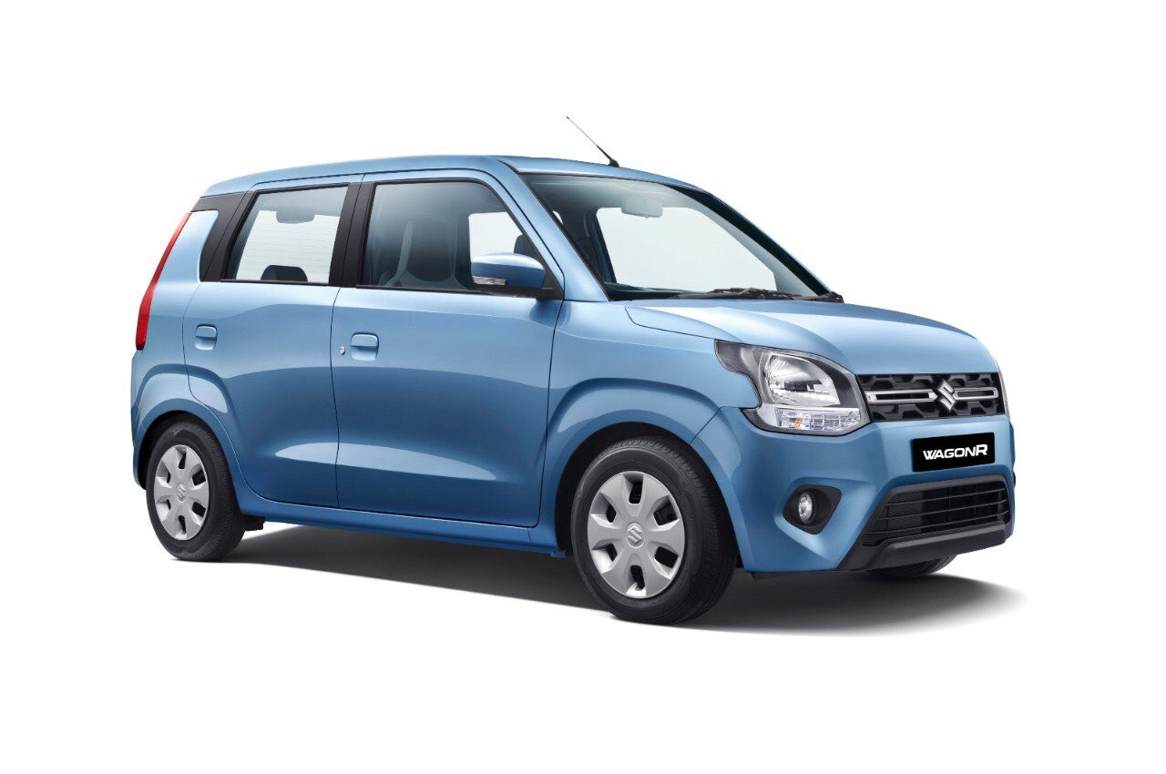 Maruti Suzuki Wagon R 2019 VXI 1.2 AMT Image