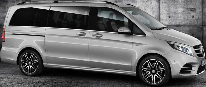 Mercedes Benz V-Class Exclusive LWB Image