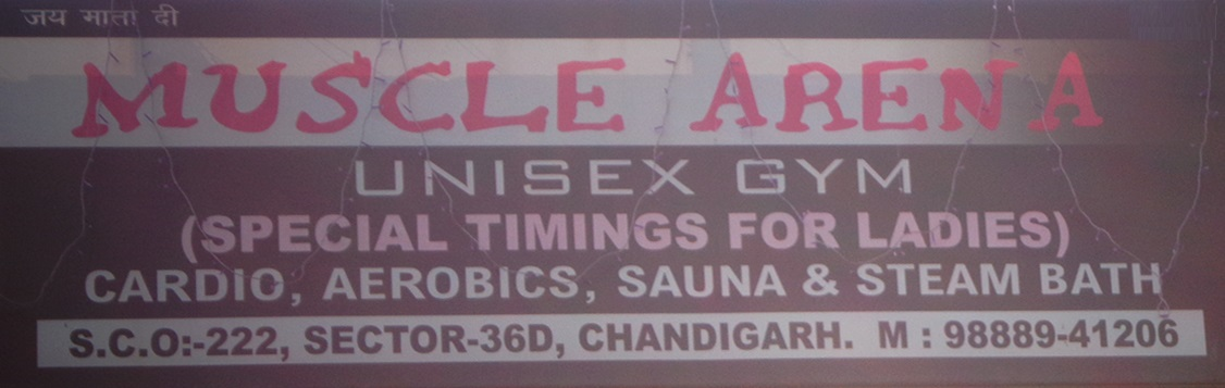 Muscle Arena - Sector 36 - Chandigarh Image