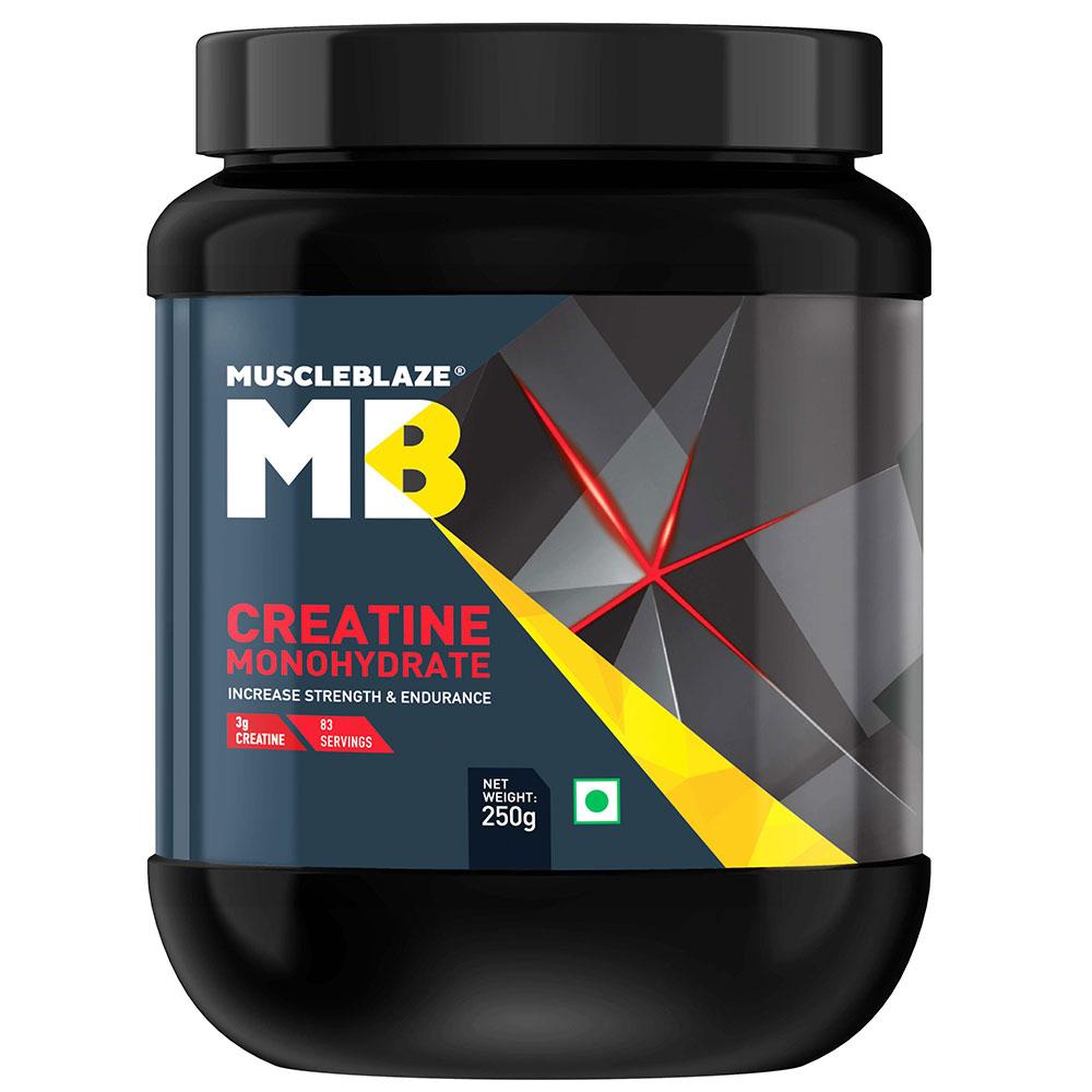 MuscleBlaze Creatine Monohydrate Image