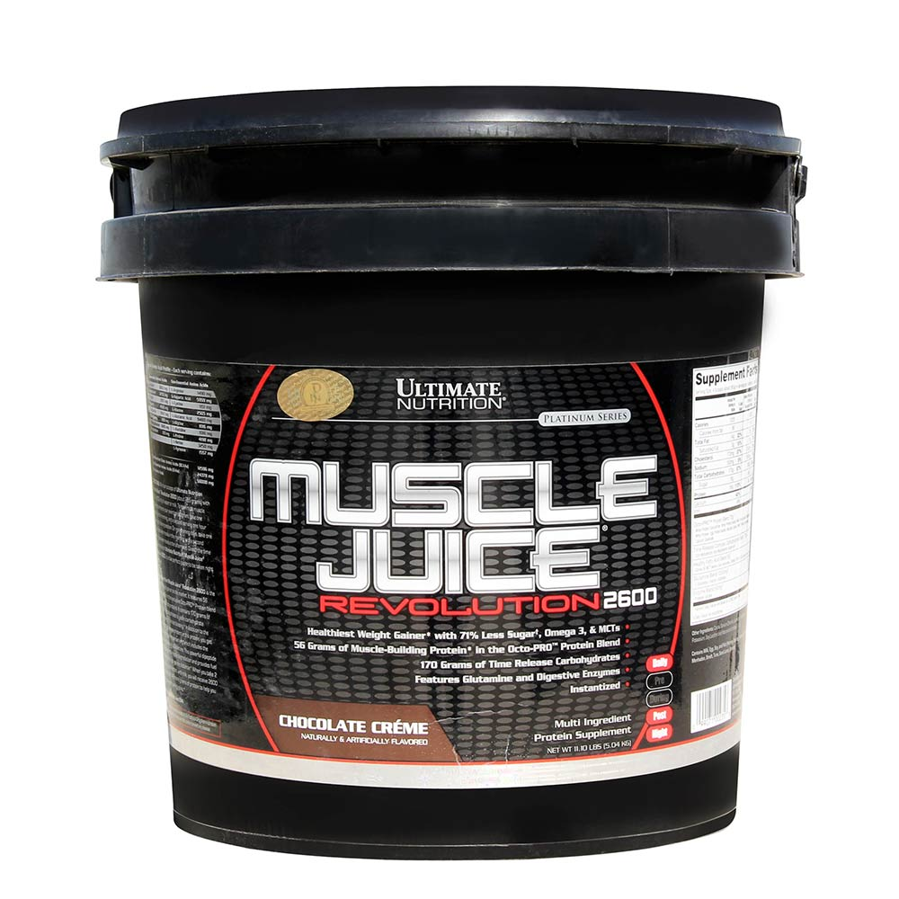 Ultimate Nutrition Muscle Juice Revolution 2600 Image
