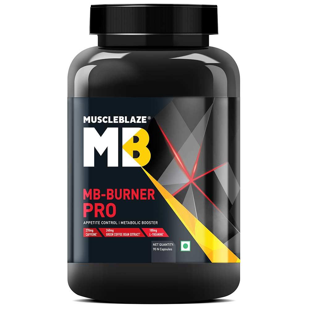 MuscleBlaze MB Fat Burner PRO Image
